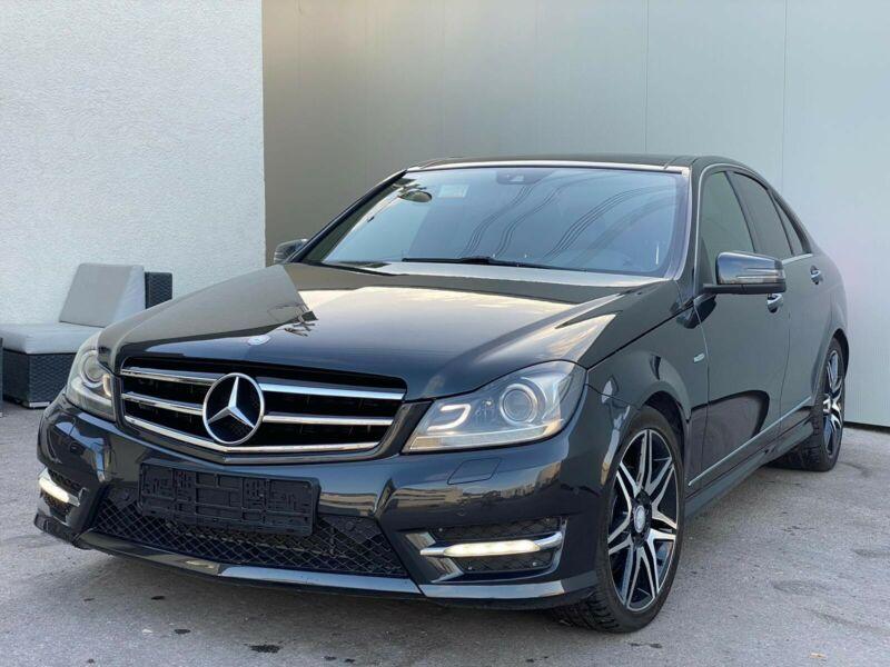 Mercedes-Benz C 350 - image 10