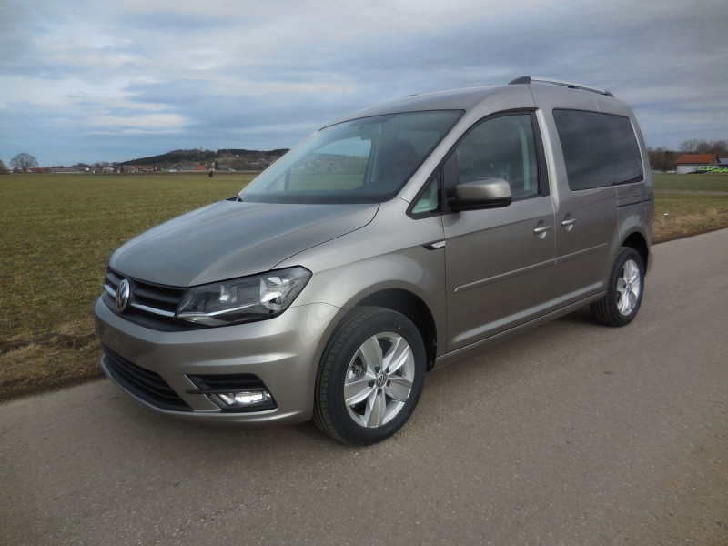 VW Caddy - image 2