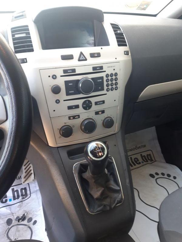 Opel Zafira - image 6