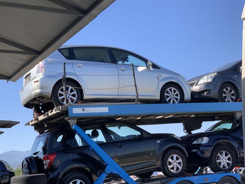Toyota Corolla Verso - image 14