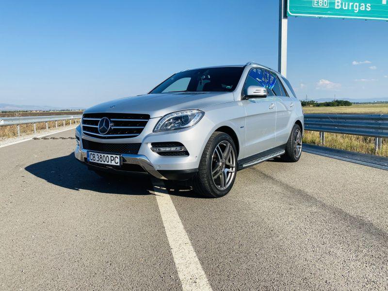 Mercedes-Benz ML 350 - image 6