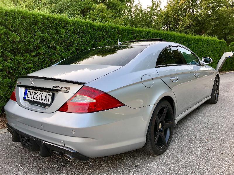 Mercedes-Benz CLS 63 AMG - image 6