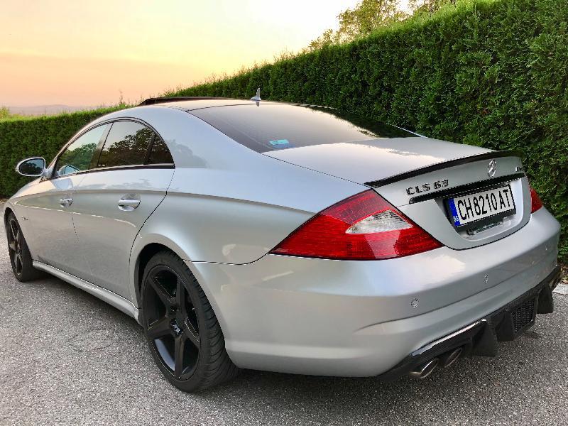 Mercedes-Benz CLS 63 AMG - image 4
