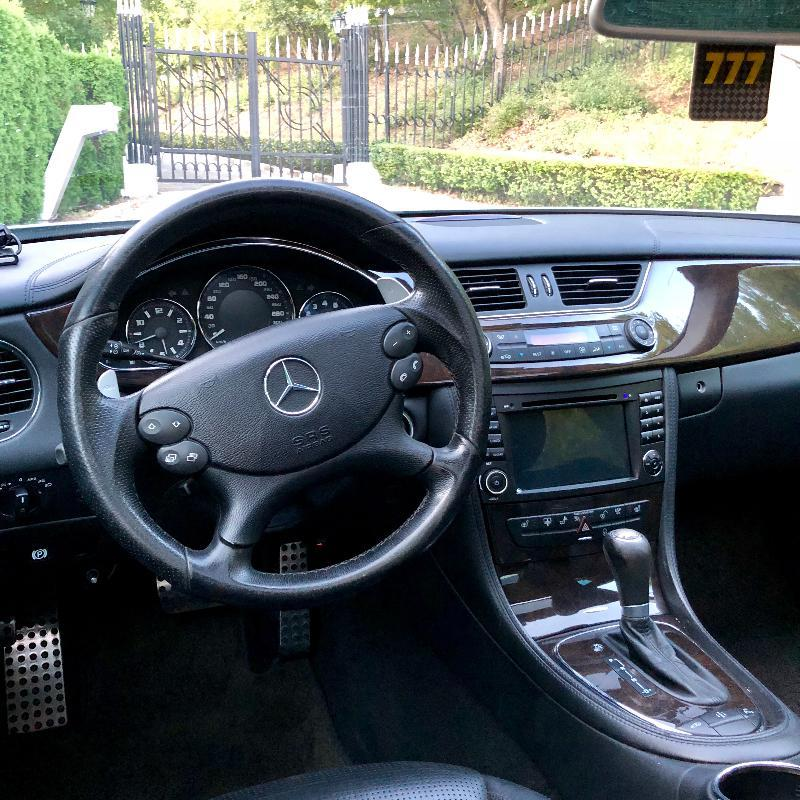 Mercedes-Benz CLS 63 AMG - image 11