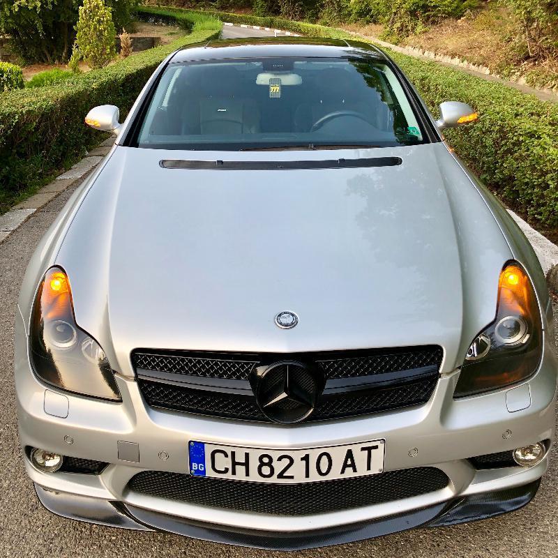 Mercedes-Benz CLS 63 AMG - image 5