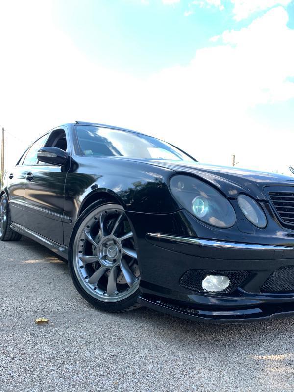 Mercedes-Benz Е 55 - image 9