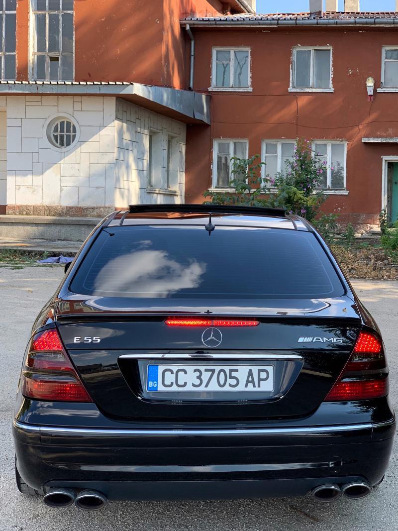 Mercedes-Benz Е 55 - image 3