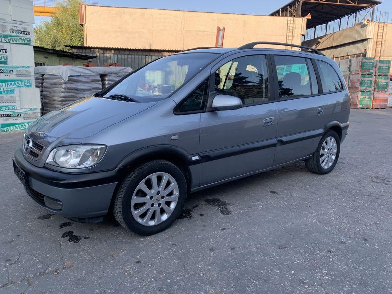 Opel Zafira - image 12