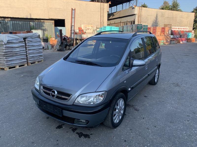 Opel Zafira - image 13