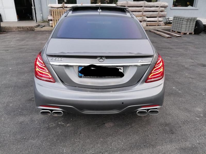 Mercedes-Benz S 500 - image 4