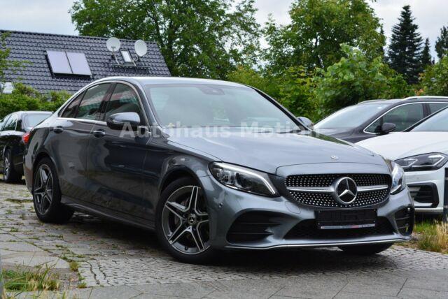 Mercedes-Benz C 180 - image 1