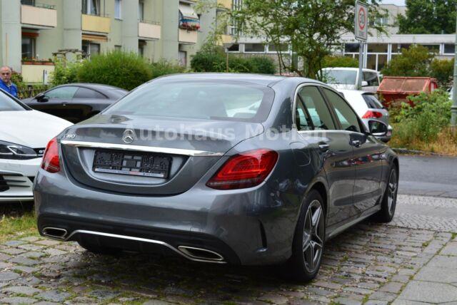 Mercedes-Benz C 180 - image 3