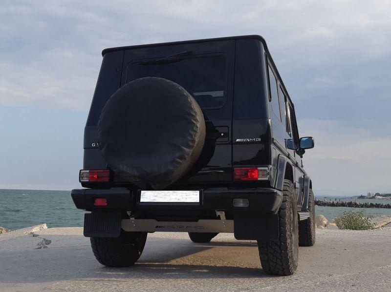 Mercedes-Benz G 500 - image 4