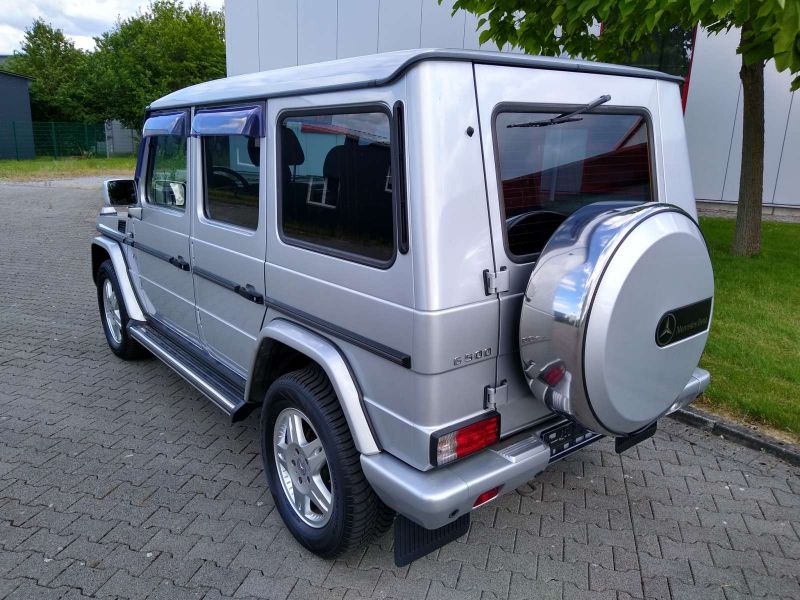 Mercedes-Benz G 500 - image 6