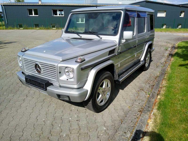Mercedes-Benz G 500 - image 8