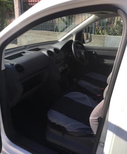7- VW Caddy