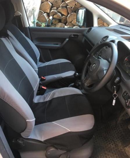 8- VW Caddy