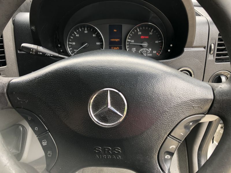 13- Mercedes-Benz Sprinter 313