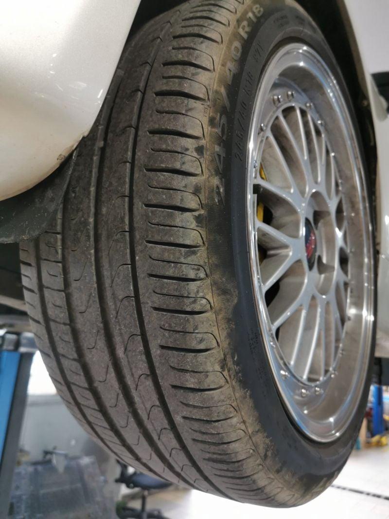 4бр. Летни гуми. Pirelli
