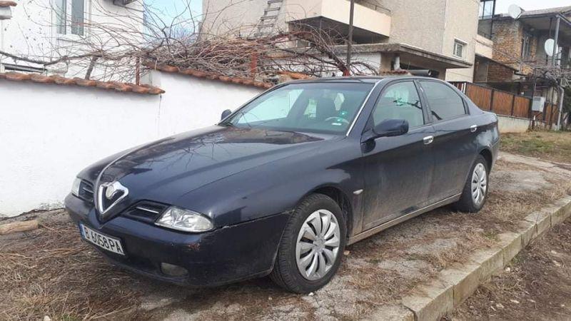 Alfa Romeo 166 - image 3