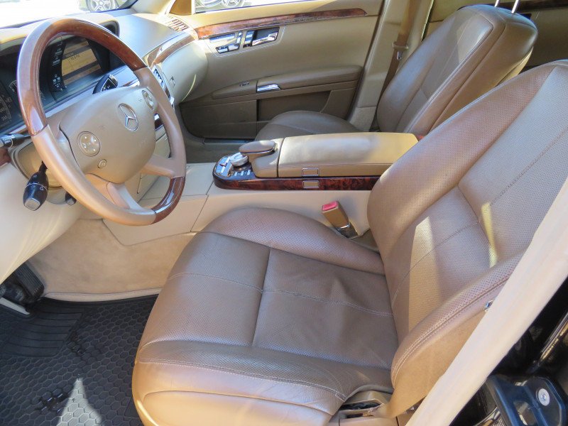 Mercedes-Benz S 500 - image 9