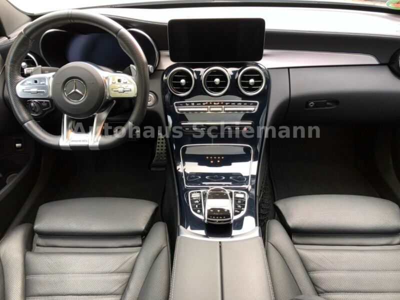 Mercedes-Benz C 43 AMG - image 8