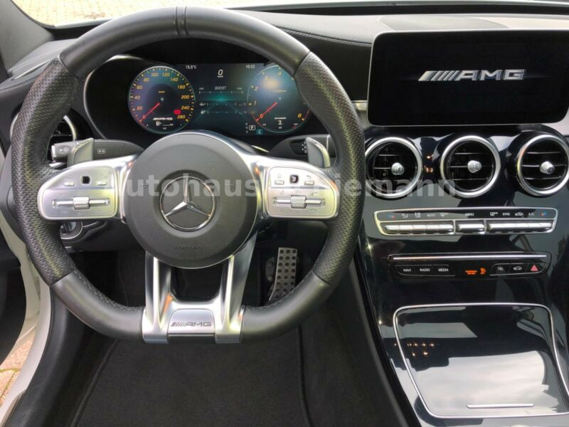Mercedes-Benz C 43 AMG - image 13