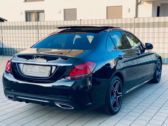 Mercedes-Benz C 200 - image 11