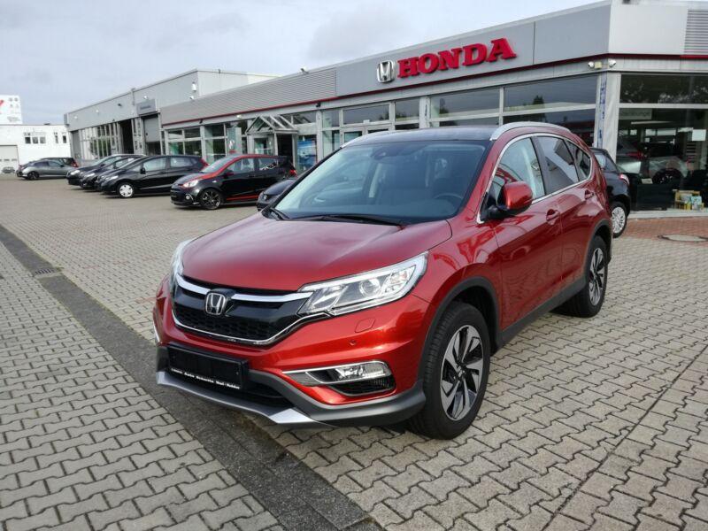 Honda CR-V - image 1