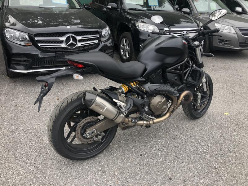 3- Ducati Monster