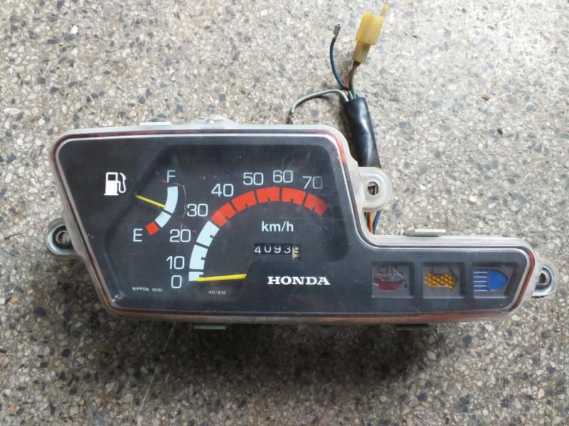 Километраж за Хонда Лиид