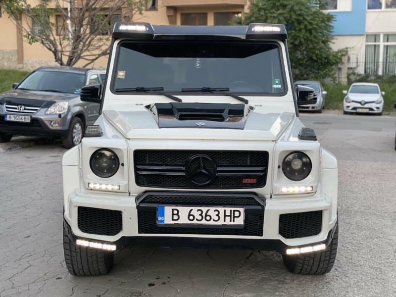 Mercedes-Benz G 500 - image 10