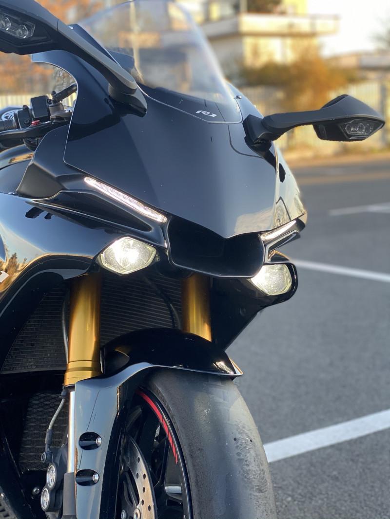 10- Yamaha YZF-R1
