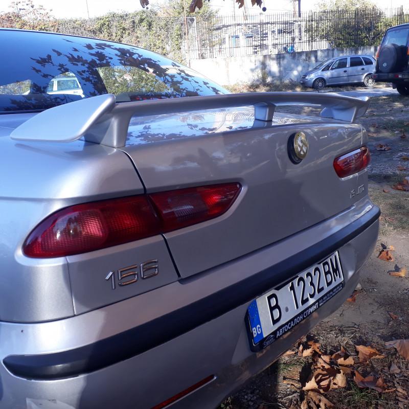Alfa Romeo 156 - image 2