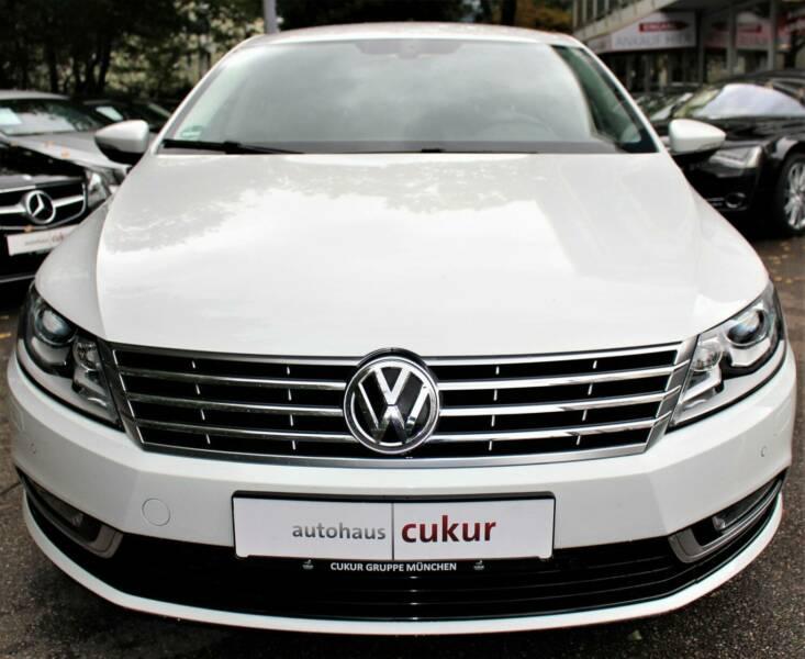 VW Passat CC - image 2