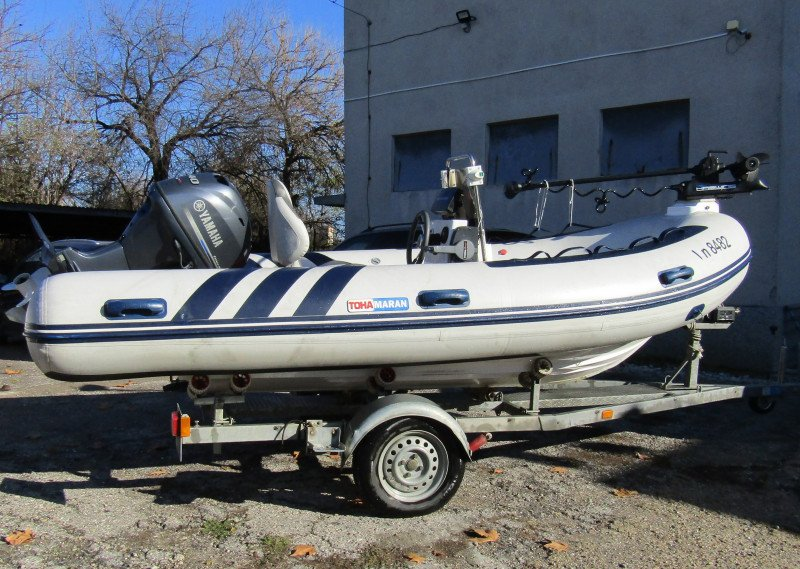 Продавам Лодка Tohamaran