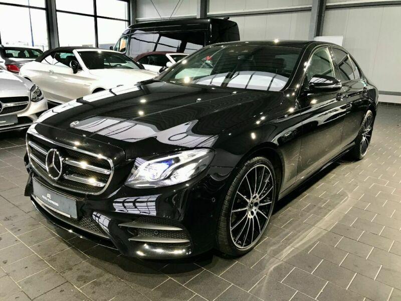 Mercedes-Benz Е 400 - image 1
