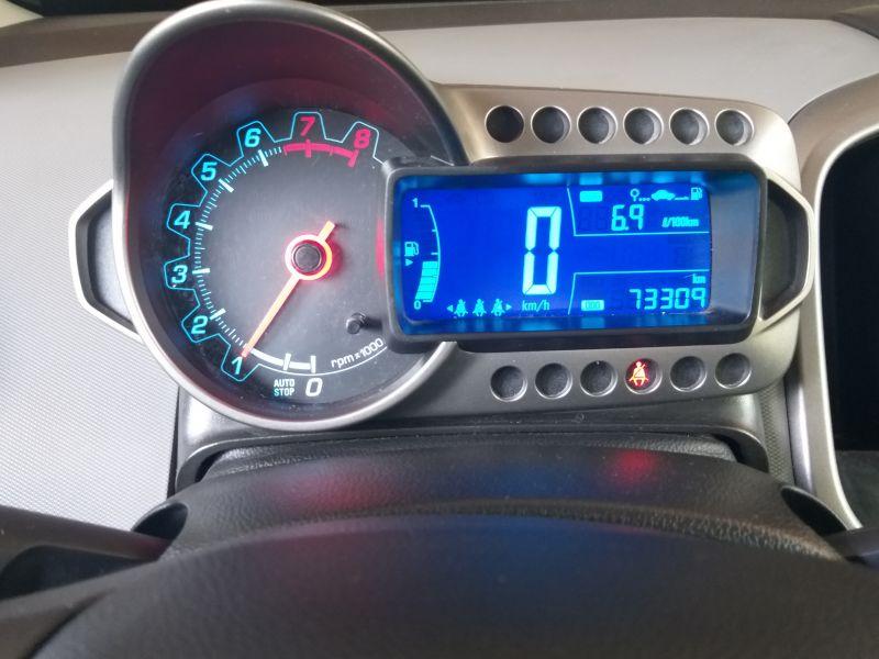 Chevrolet Aveo - image 7