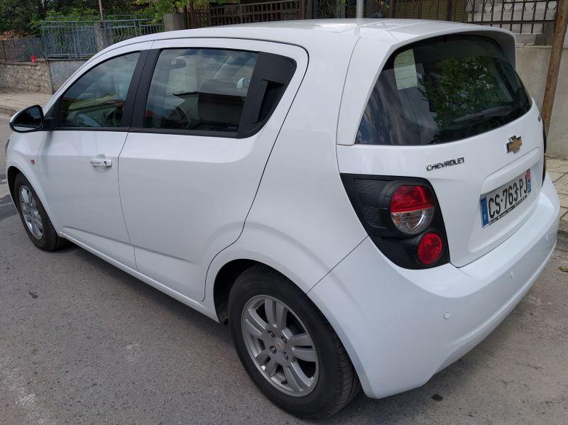 Chevrolet Aveo - image 4
