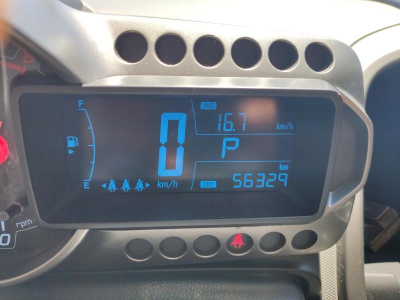 Chevrolet Aveo - image 9