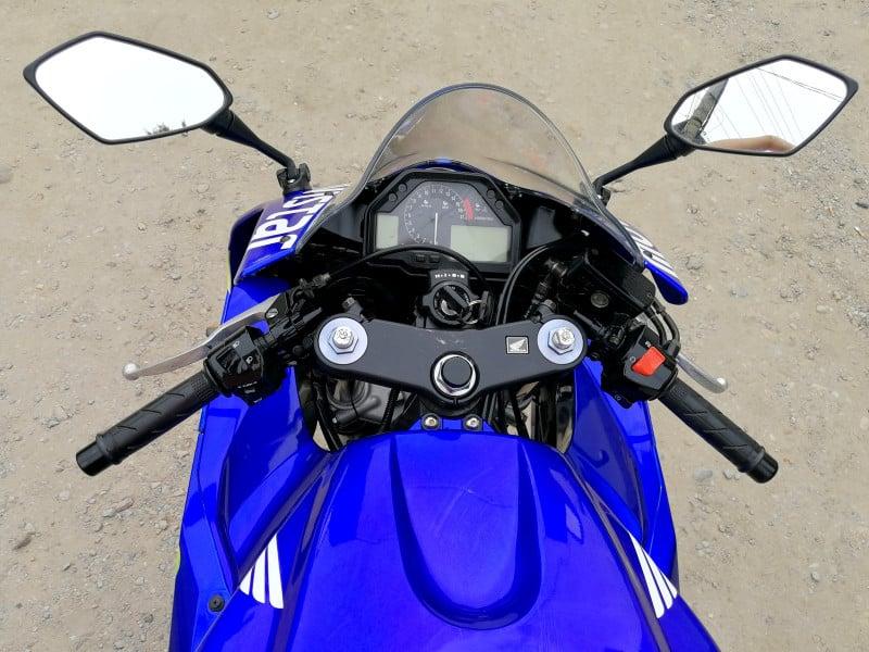 9- Honda Cbr