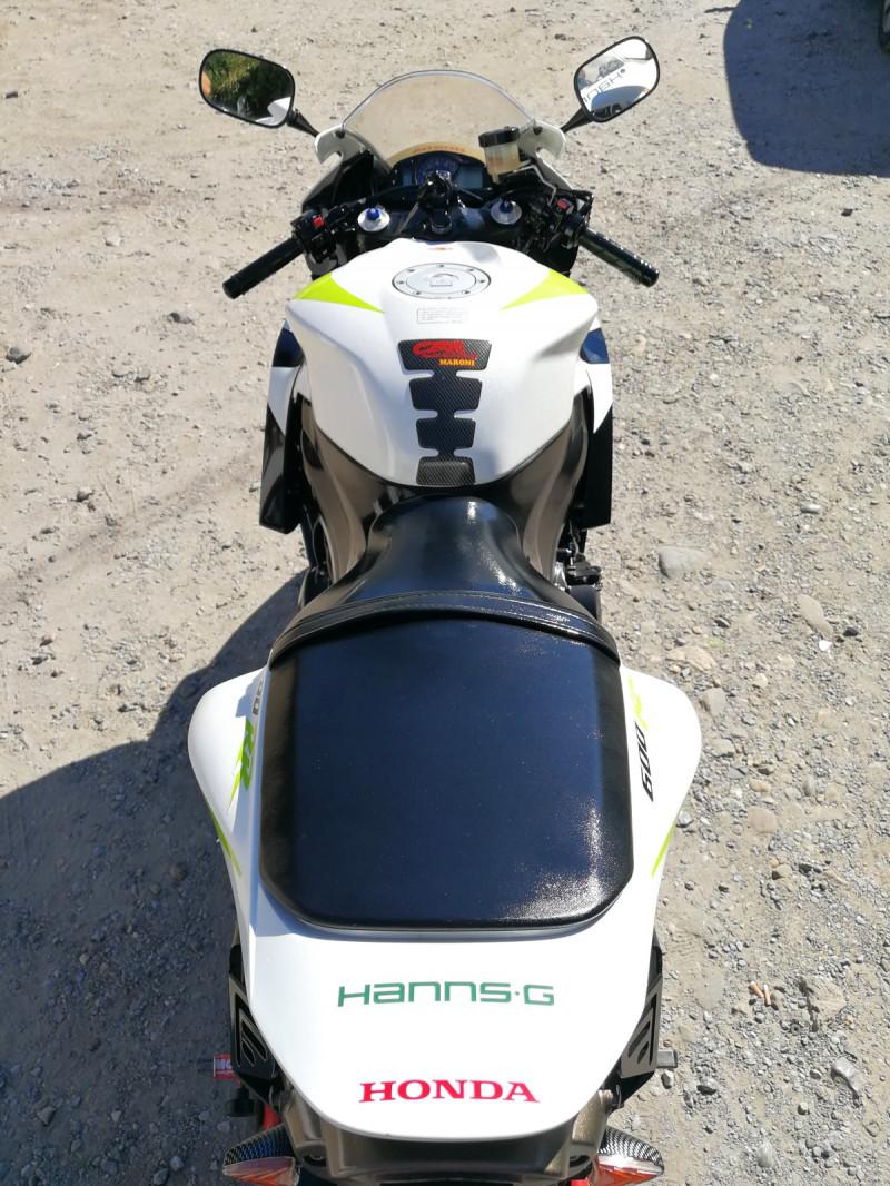 10- Honda Cbr