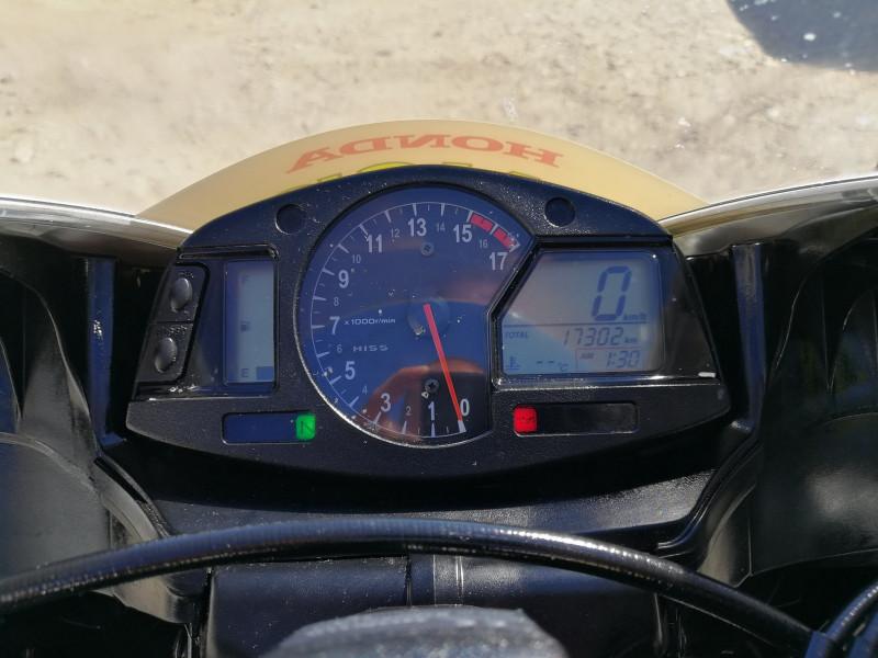 12- Honda Cbr