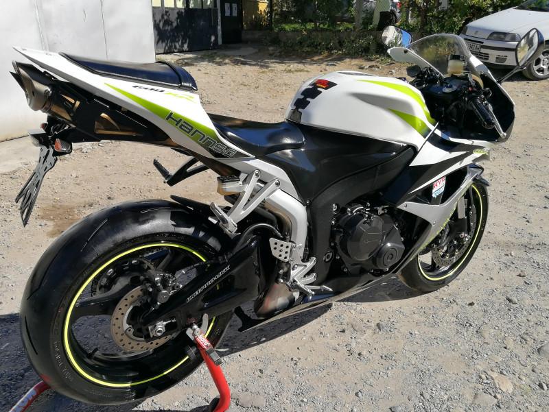 6- Honda Cbr