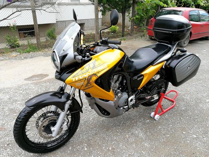 Honda Xlv