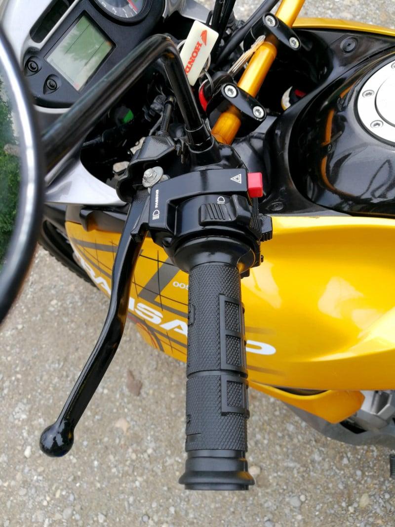 12- Honda Xlv