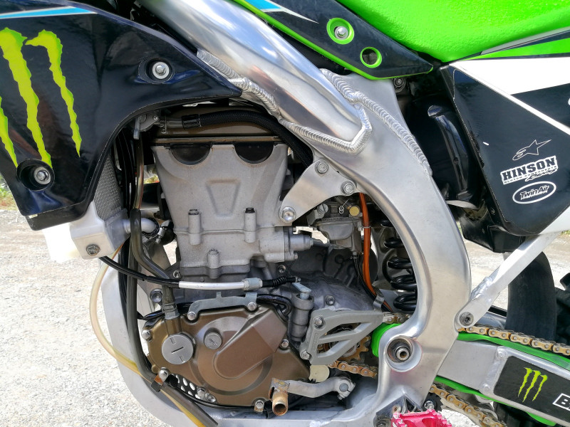 12- Kawasaki Kx