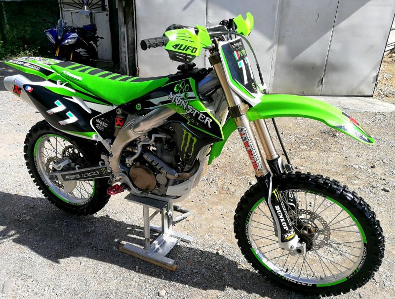 4- Kawasaki Kx