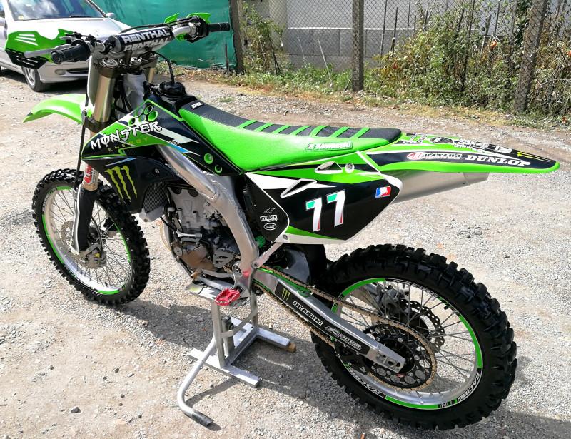 7- Kawasaki Kx
