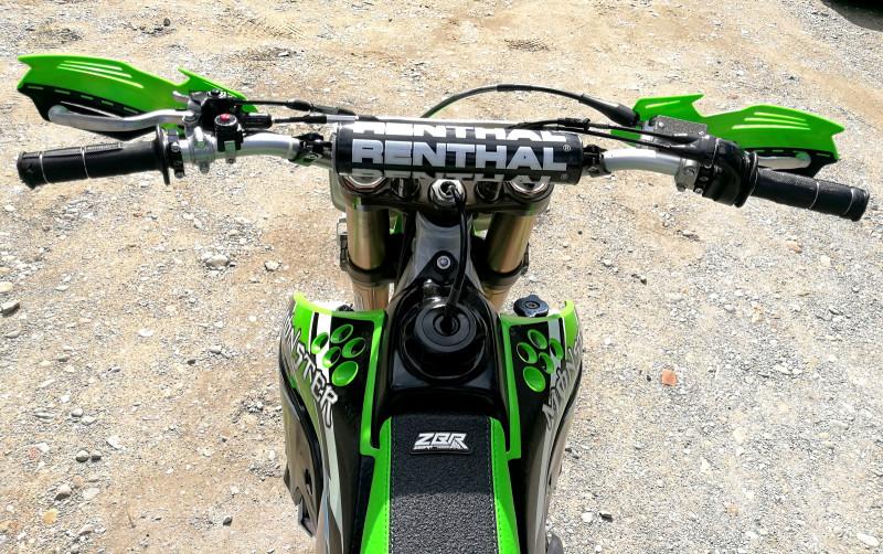 10- Kawasaki Kx